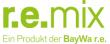 r.e.mix Logo