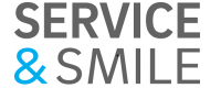 Service and Smile-logo