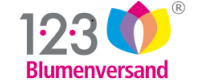 123Blumenversand-logo